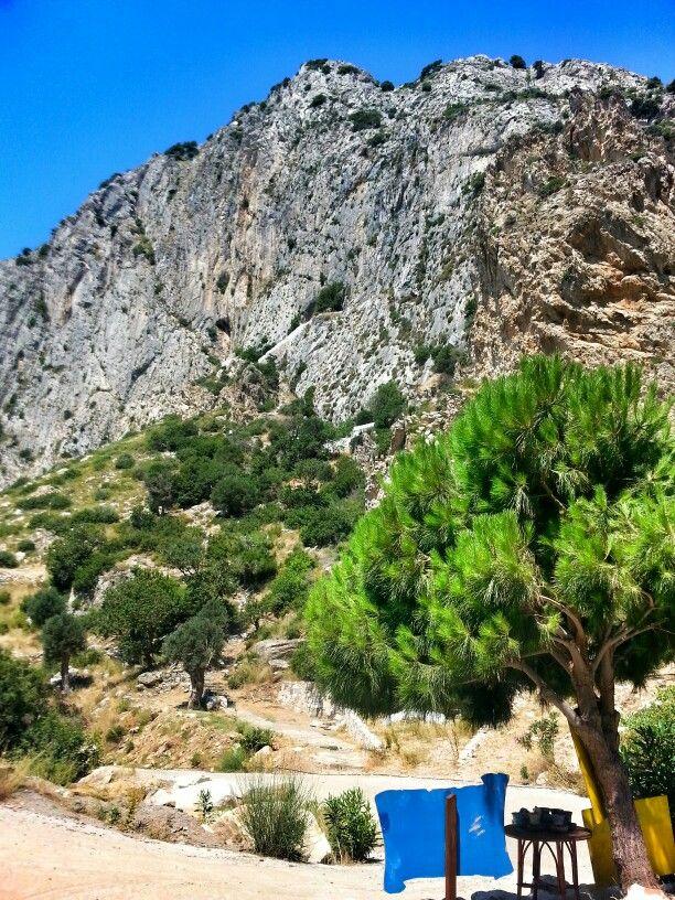 Greece, Samos, Pythagoras Cave