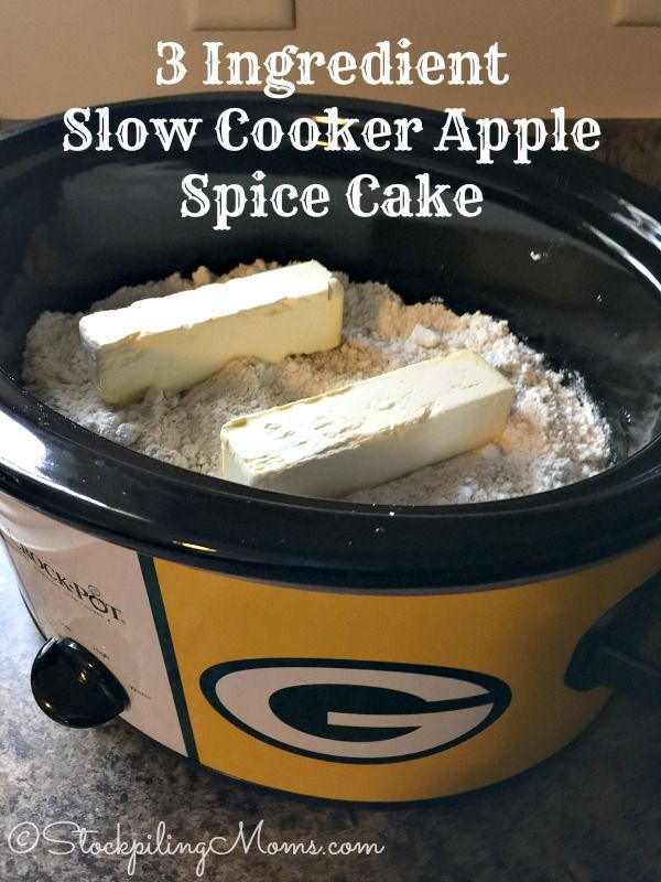 Coffee Cake Recipe Using Spice Cake Mix