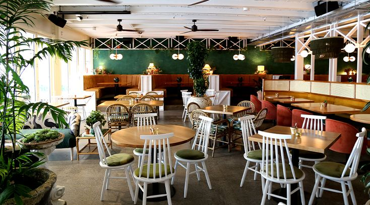 The Lula Inn is serving up Pacific-style fare in the heart of the Viaduct. Giving the islands a classic kiwi twist and offering delicious cocktails.