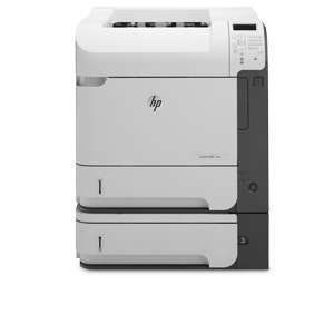 HP Laserjet Ent 600 M602X Printer by HP. $1340.77. Keep your workflow moving with print speeds of up to 52 pages per minute and built-in Ethernet networking with the HP LaserJet Enterprise 600 M602x. Manage workflow with the intuitive 4-line color display with 10-button keypad with PIN security, and get quick prints from a flash drive via the front-access Hi-Speed USB 2.0 port. This HP laser printer also lets you print from your smartphone or tablet with HP ePrint...