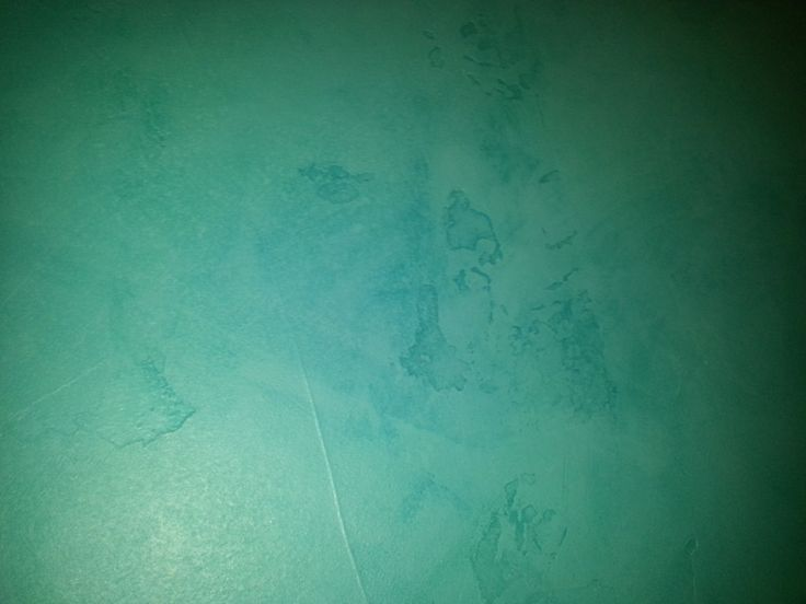 Other Design Stunning Turquoise Faux Painting Wall As