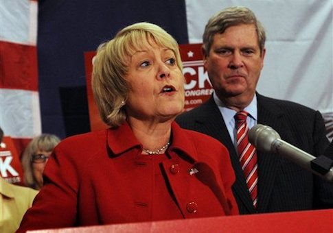 "FLASHBACK: Tom Vilsack's Wife Wrote 'Inflammatory Columns' About Minority Groups. She was also critical of the way people in New Jersey and Pennsylvania speak, saying she would ""rather learn to speak Polish"" than speak like them."