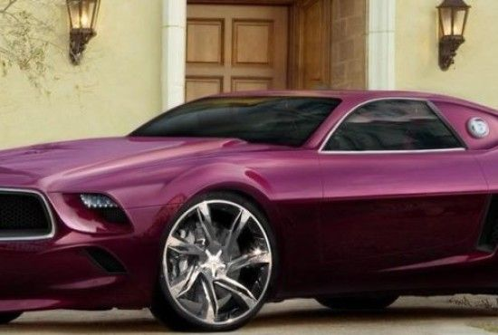 2017 DODGE BARRACUDA CONCEPT | Muscle cars, Concept cars ...