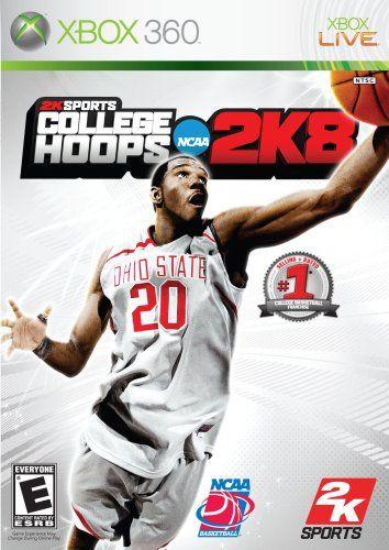 College Hoops 2K8 X360