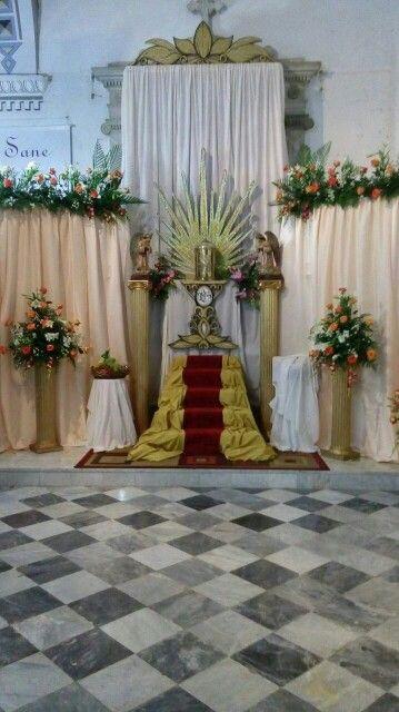 Monumento Jueves Santo - 2015 Parroquia San Germán de Auxerre San Germán, Puerto Rico