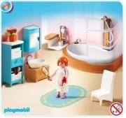 Elegant Playmobil Bathroom