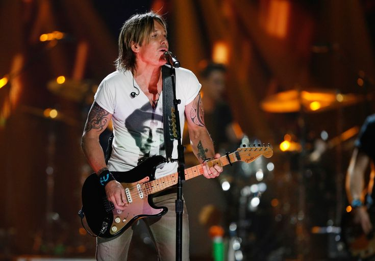 Keith Urban Has Great Plans for Australian Leg of Ripcord Tour