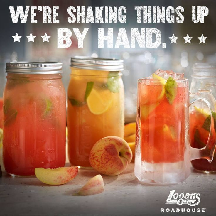 Our new Iced Teas & Lemonades are here. Which fruit will you have in yours? Strawberry, cranberry-raspberry, prickly pear, raspberry, peach or mango?  Logans Roadhouse Coupon http://www.pinterest.com/TakeCouponss/logans-roadhouse-coupons/