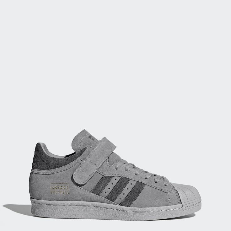 adidas Proshell 80s Shoes - Mens High Tops
