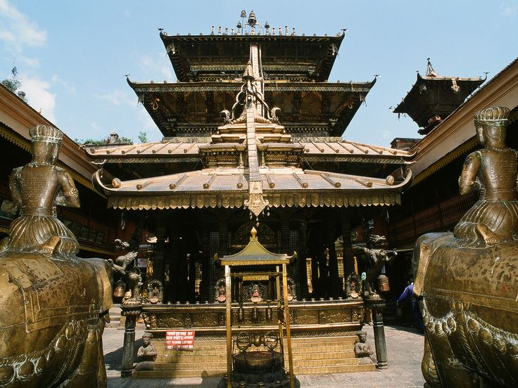 patan golden temple
