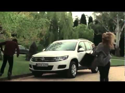 Spot Volkswagen Tiguan - Camping de lujo