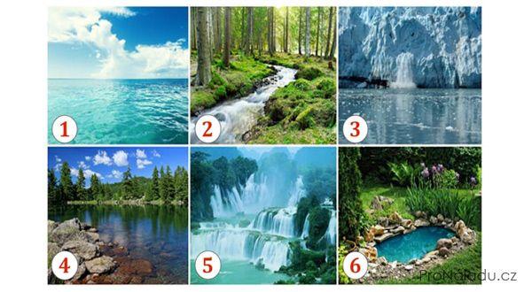 Test: Vyberte si vodní plochu, vedle které byste rádi ocitli | ProNáladu.cz