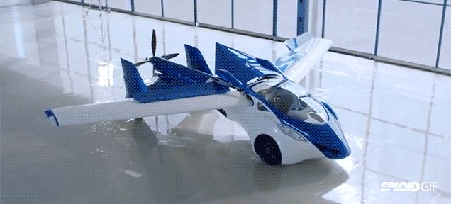 new flying car release dateNew AeroMobil 30 flying car is one really cool transformer
