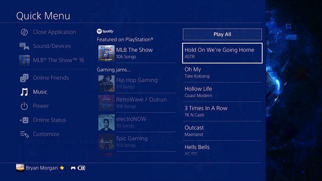 PS4 4.00 Update