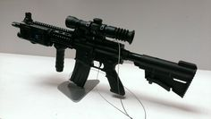 Modern Assault Rifles | T91 Assault Rifle.jpg