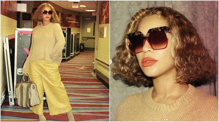 Beyoncé, Beyoncé fashion, Beyoncé hairstyle, Beyoncé new haircut, Beyoncé blonde bob, Beyoncé bob, Beyoncé short hair, Beyoncé style, Beyoncé updates, Beyoncé latest news, Beyoncé latest photos, Beyoncé images, Beyoncé pictures, celeb fashion, hollywood fashion, indian express, indian express news