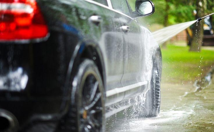Nettoyer votre voiture sans dépenser un centime !