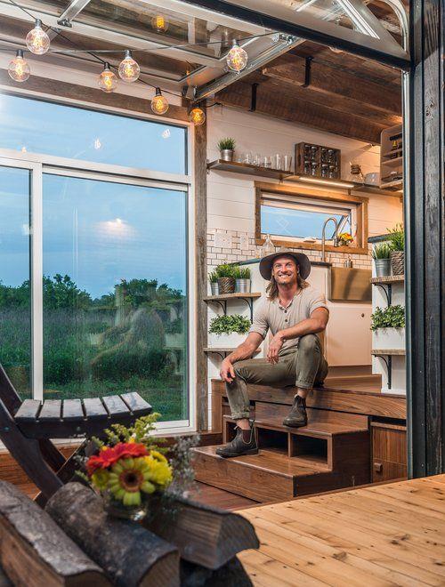 Крошечный дом Движение & Simple Living | Новые рубежи Крошечные дома