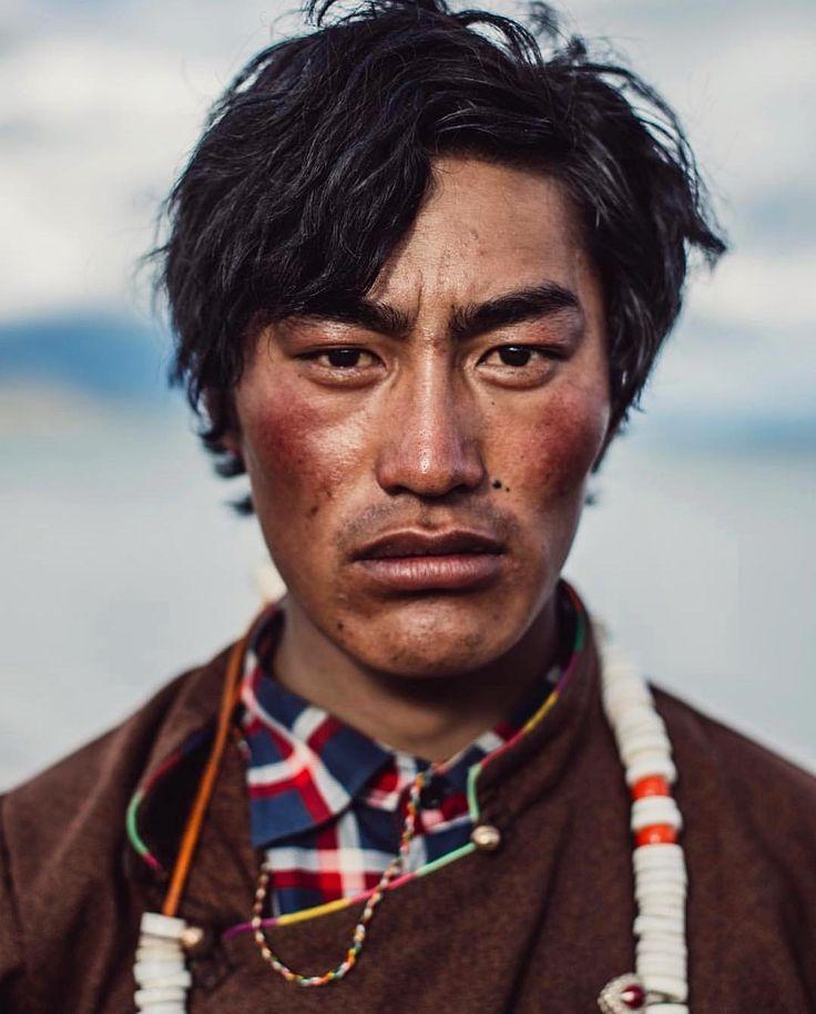 показать фото людей тибетцев ходе встречи