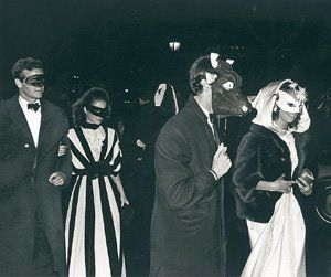 The Party of the Century - Truman Capote's Black & White Ball