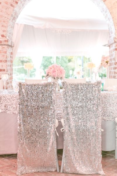 Shimmering table: http://www.stylemepretty.com/collection/2154/
