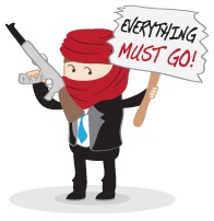 What startups can learn from Terrorists. Published article.