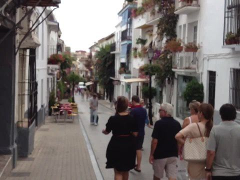 Ancha - in Marbella Old Town