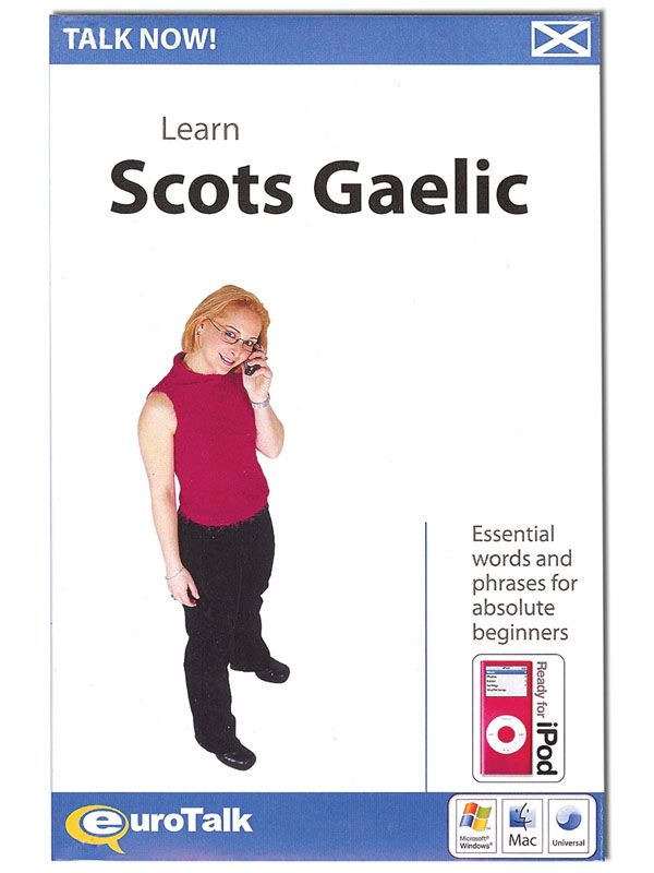 How to Learn Scottish Gaelic - Fluent in 3 months