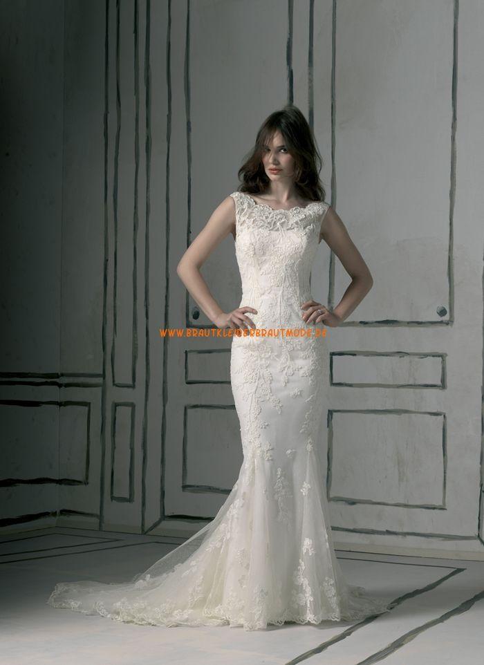 Wunderschöne Meerjungfrau Hochzeitskleider aus Softnetz