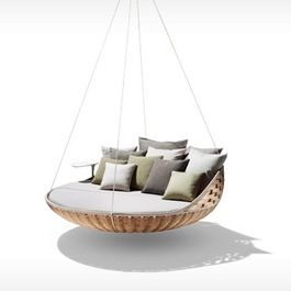 30 best Hanging chair images on Pinterest | Hanging egg chair ...