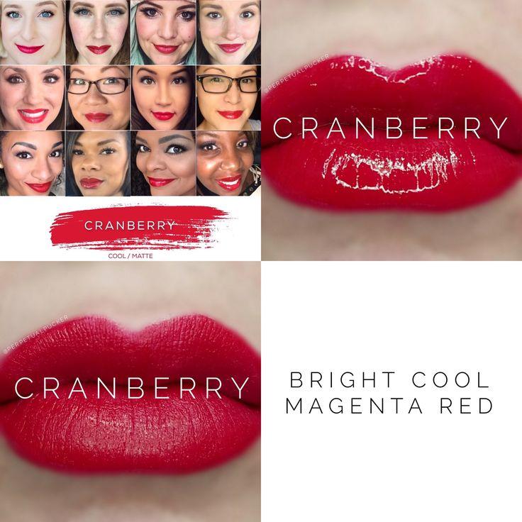 Cranberry LipSense