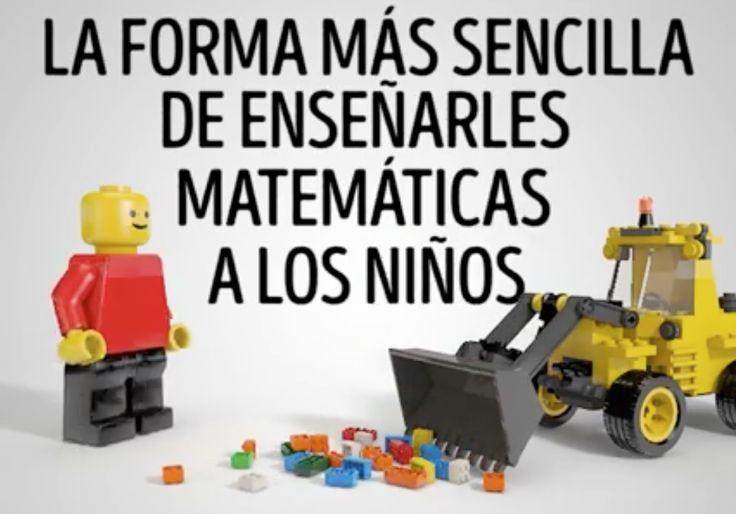 """En este artículo recopilo una serie de vídeos muy didácticos que tenía guardados sobre distintos contenidos matemáticostrabajados con piezas de lego, convirtiéndose estas piezas de construcción en unas magníficas aliadas para trabajar numeración, fracciones, las multiplicaciones o incluso los cuadrados de los números. Empezamos por un vídeo de """"Genial"""" que …"""