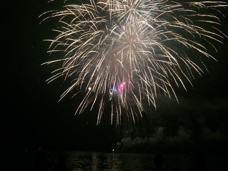 Fireworks in Makino