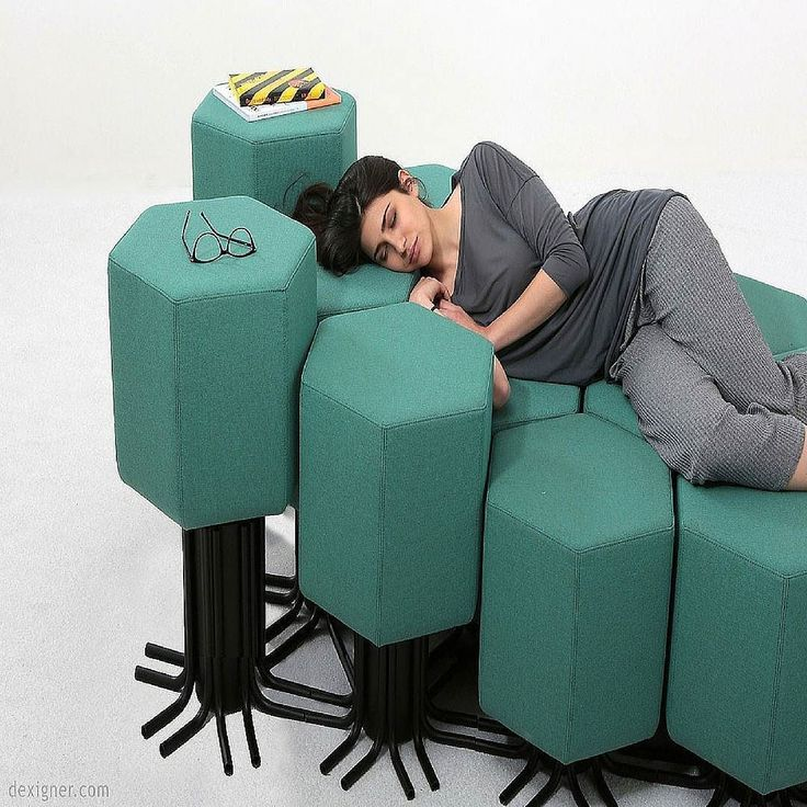 Intelligent Furniture Of Tomorrow Makes For A Cosy And