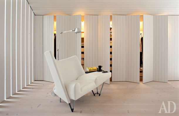 Дом в Швеции, архитектор Герд Вингорд.