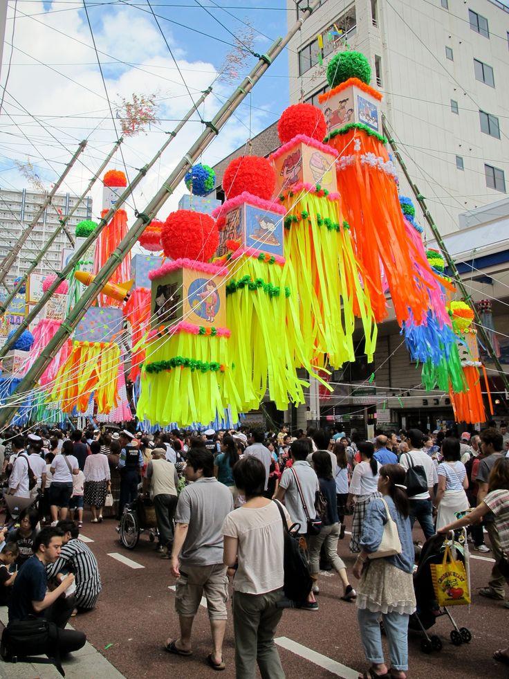 sendai tanabata festival 2016