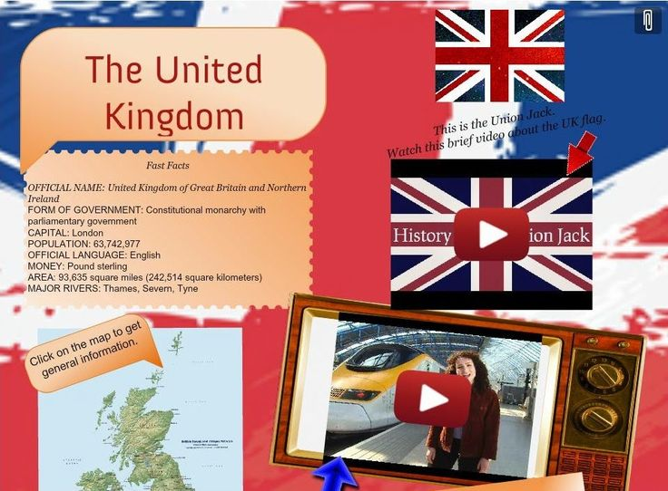 The Travelling Teachers: Let's talk about the UK (still with Scotland)