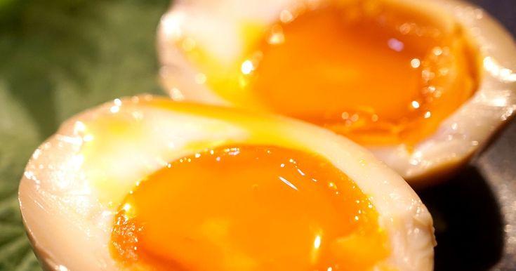 激ウマ!!半熟技あり簡単味付け卵(煮卵) by anrilela 【クックパッド】 簡単おいしいみんなのレシピが283万品