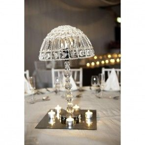 Tiffany Lamp Table Centrepiece