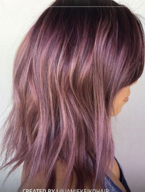 how to get purple colour