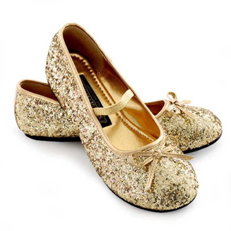 c0487285c88ff Are you looking for a Sparkle Ballerina Gold Child Shoes Costume  Browse  through our vast collection of exciting items for the Sparkle Ballerina  Gold Child ...