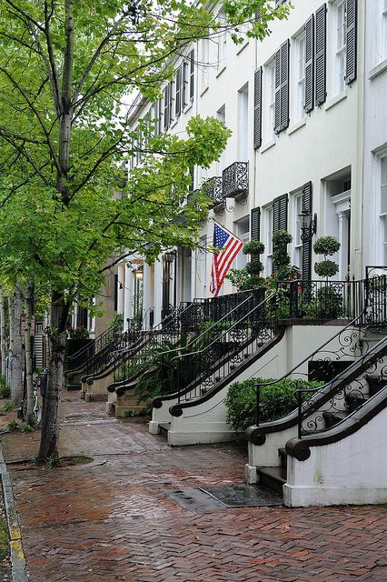 Houses - Savannah, GA | Flickr - Photo Sharing!