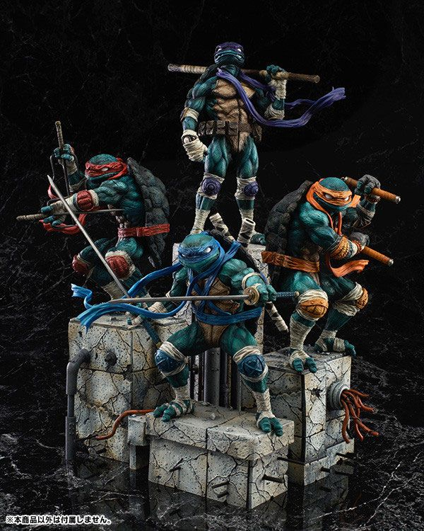 Teenage Mutant Ninja Turtles - Donatello Complete Figure(Released)