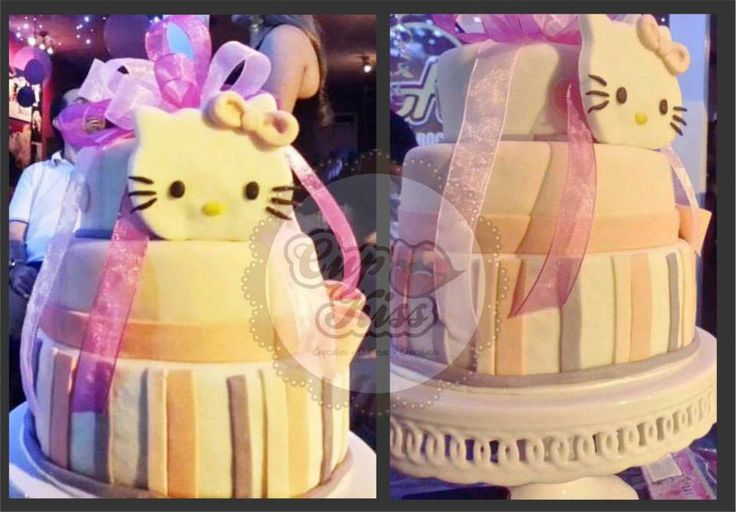 Hello Kitty... Diseño Cupkiss,  Bucaramanga - Colombia