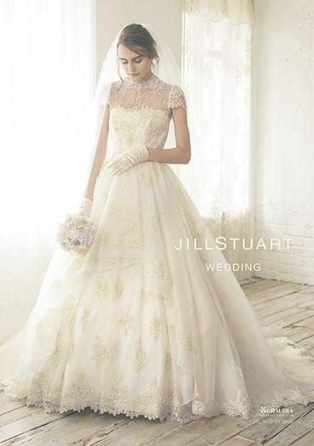 ウエディングドレス オリジナルコレクション JILLSTUART WEDDING 公式ホームページ [ジルスチュアート ウェディング]