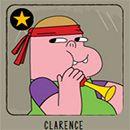 Creador de musica con Clarence