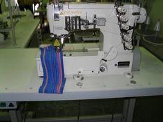 Biblioteca da Costura: Máquinas de Costura Galoneira