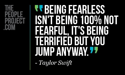 Fearless Taylor Swift Quote: Fearless Quotes. QuotesGram