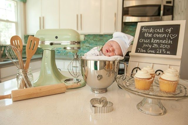 you & me: newborn photo shoot