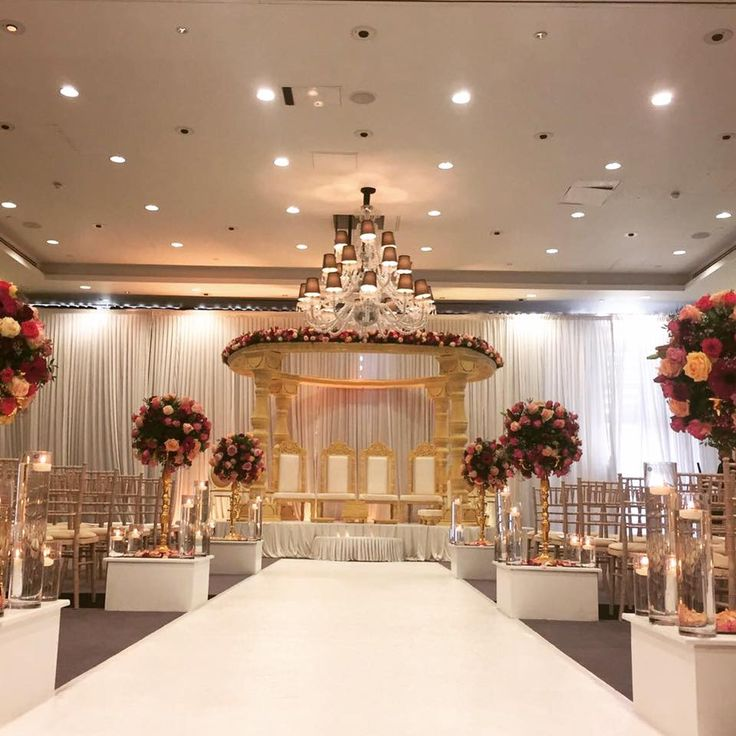 Wedding Altar Hire Uk: Our Mandap And Indian Wedding Decor For A Hindu Wedding